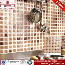 Fornecimento de china de alta qualidade cozinha telha piscina mosaico de cerâmica