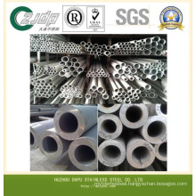 Iran Stainless Steel Threaded Seamless Tube 304