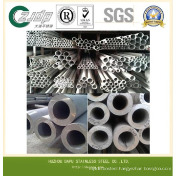 Iran Stainless Steel Threaded Seamless Tube 304