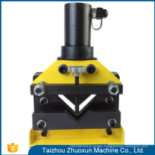Good Price Hydraulic Busbar Tools Punching Shearing Line Manual Coil Winding Machine To Cut And Bending Iron