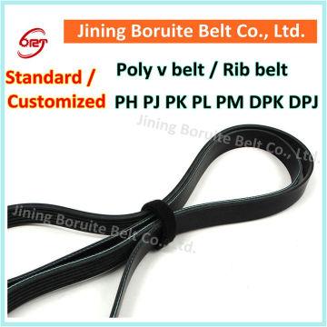 buena calidad pk correas 4pk1117 de fabricación china