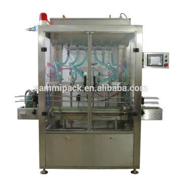 Máquina de llenado de líquidos automática de alta precisión para la venta