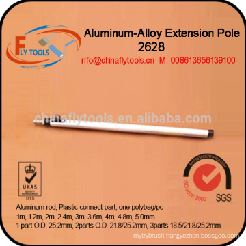 durable aluminum extension mop pole