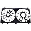 Eexcellent Qualität Kundenspezifische LKW Teile Assy Blade Auto Fan Form