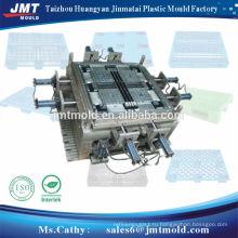изготовленная на заказ пластмасса впрыски пластичного Паллета впрыски машины прессформы taizhou хуаньян создатель прессформы
