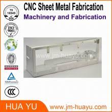 Mecanizado del CNC de la precisión del acero inoxidable de las piezas de automóvil del OEM Ts16949