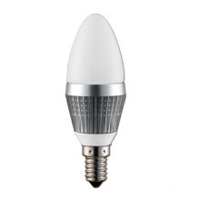 3 Years Warranty 6W Dimmable LED Candle Light