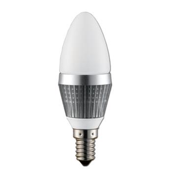 LED luz regulable 6W LED vela bombilla LED bombilla