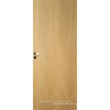 Simple Design Engineered Furniert Holz Flush Tür