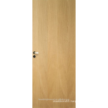 Simple Design Engineered Veneered Wood Flush Door