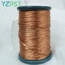 Trenzado Imán de cobre esmaltado LITZ alambre para Vietnam