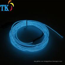Polvo de fósforo electroluminiscente