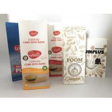 Saco de embalagem de papel SOS para pão e pó