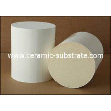 Cordierite Honeycomb Ceramic Substrates for Exhaust Gas Pur