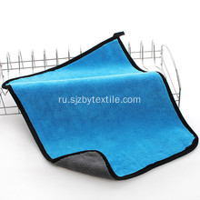 Customized Logo Promotional Microfiber Car Wash Towel