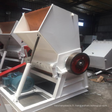 Machine de broyeur en plastique de haute qualité de bouteilles d'animal familier de XB-862