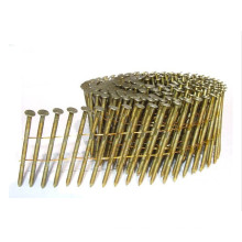Screw Shank Coil Wire Nails