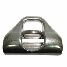 Lifeline Segurança em corda de fio de aço inoxidável com conector de cabo Glider