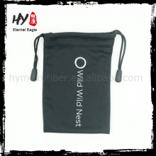 Hot recommended small cloth pouch, wholesale microfiber glasses pouch, custom sunglass bag