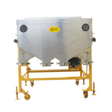 Tanah Clod Soil Block Magnetic Separator Machine