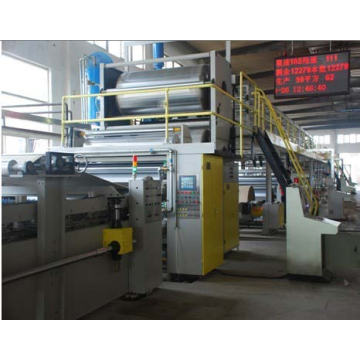 Wj-150-1600 5 Layer Corrugated Paperboard Production Line