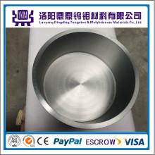 Creusets de tungstène de haute pureté / creusets de molybdène pour four à vide
