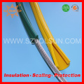 AACSR Conductor Insulation Silicone Rubber OH Line Cover