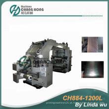 Máquina de impressão flexográfica da folha de Alumi (CH884-1200L)