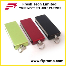 Giratória UDP USB Flash Drive com seu logotipo (D702)