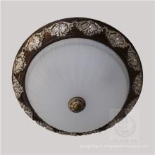 Lampe de plafond en résine de nouvelle conception (SL92653-3)