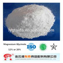 Magnesium Glycinate 12% Magnesium Bisglycinate chelate