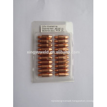 24kd welding torch contact tips M6*28