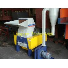 Triturador de recicl plástico profissional, unidade a rendimento elevado do triturador da garrafa do animal de estimação
