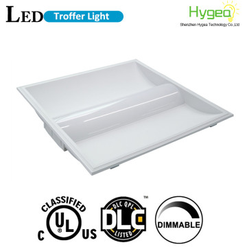 UL DLC 4.2  2ft x 2ft 35w 5000K LED Troffer light