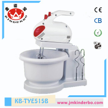 Electric Hand Mixer with Bowl