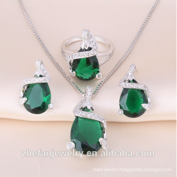 China Supplier wholesale african jewelry sets 18k gold plated