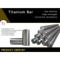 Eixo H7 Ti6al4v grau 5 para golfe em barras de titânio