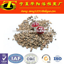 Filter media sperical expanded clay ceramsite sand with low price