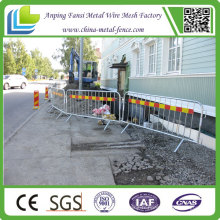 China Used Crowd Control Control Barrier for Sale