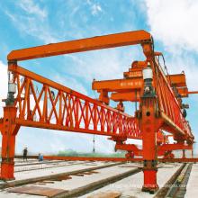 Popular selling bridge launcher erecting machine crane construction