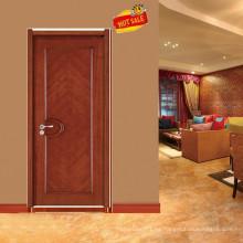 Puerta de madera de iraq de diseño popular E-S020