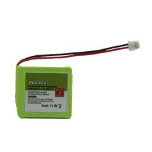 Bateria sem fio do telefone da bateria recarregável de Nimh 2.4V 500mah F6