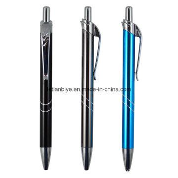 Metal Aluminium Pen, Cheap Promotional Pen (LT-C689)