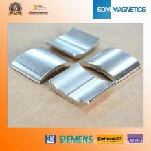 Customized Casting Tile Neodymium Magnet N54