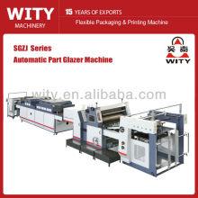 Machine de vernissage UV (machine de vernissage de feuilles de papier)