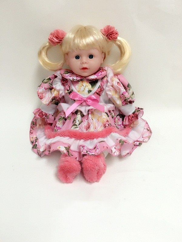 Cute Plastic Doll