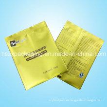 Bolsa de plástico para embalaje de café