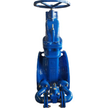 Large Diameter Resilient Seated Gate Valve