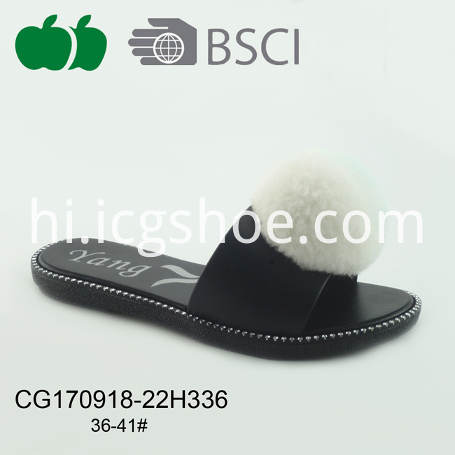 summer cute slipper