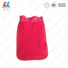 Swanky sponge exfoliating gloves pad